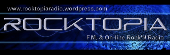 Rocktopia logo azul 2014