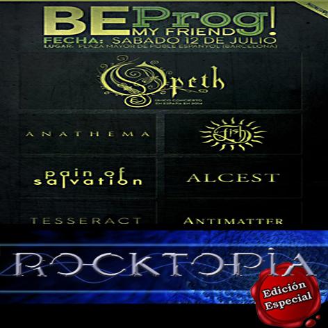 ROCKTOPIA Pdcst 14-07-05 (Especial Be Prog)
